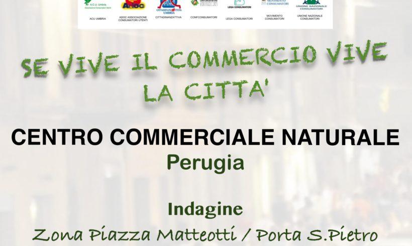 CENTRO COMMERCIALE NATURALE – Perugia