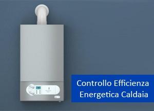 Controlli ed efficienza energetica delle caldaie: depliant informativo