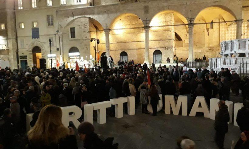 """La nostra partecipazione alla Manifestazione """"Camminiamo Diritti"""""""