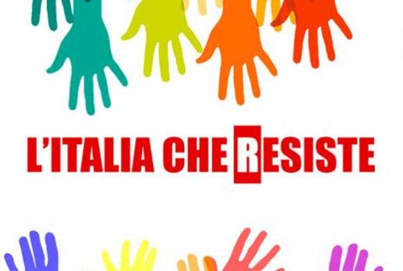 """ADIC PARTECIPA E ADERISCE ALL' EVENTO: """"L'ITALIA CHE RESISTE"""""""
