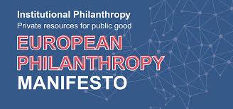 Manifesto della Filantropia: per un' Europa migliore