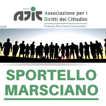 Riapre Sportello di ADIC Umbria a Marsciano